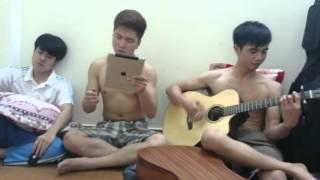 last call Justatee  aucostic guitar Vũ Hải Đăng