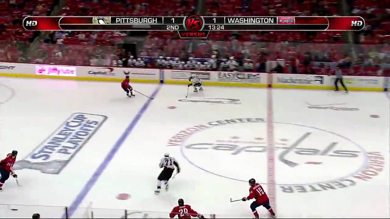 a241664be01684 Dueling Hat Tricks - Ovechkin Vs Crosby (HD) - YouTube