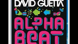 The alphabet- David Guetta- Nothing but the beat