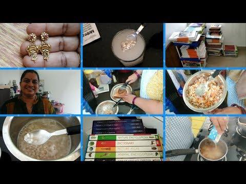 simple-lunch-box-recipe||barley-water||rama-sweet-home