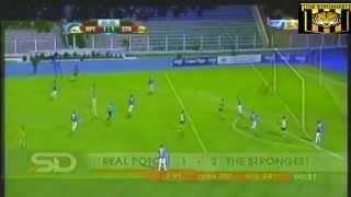 Real Potosi 1 The Strongest 2, Relato Quique Rivera, Clausura 2014-2015