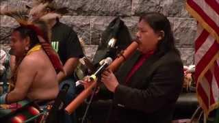 Comanche Nation Festival 7 - Flute Music