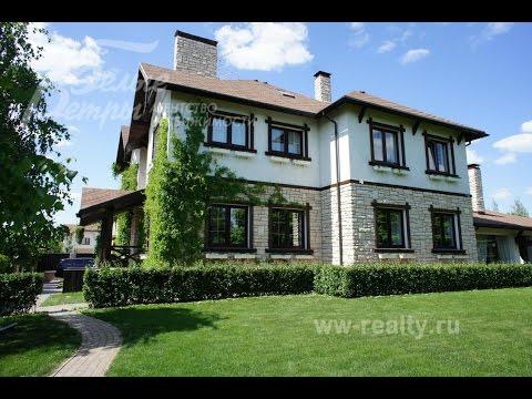 Дом в коттеджном поселке Власово, Киевское шоссе
