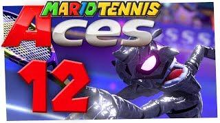 WARIO & WALUIGI!!! | Mario Tennis Aces 🎾 #12 | Dave