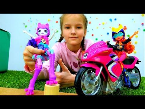 Игры для девочек с игрушками #ПОНИ #ЭКВЕСТРИЯ: соревнования 🏆 между литл пони. Дружба чудо.