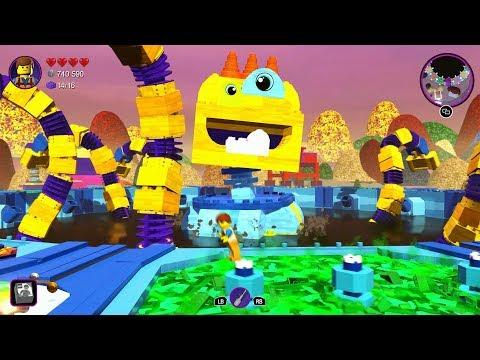 LEGO Movie 2 Videogame. #7. Сортировочная зона