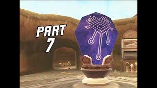 The Legend of Zelda Skyward Sword HD Gameplay Walkthrough Part 7 - Lanayru Mines (Nintendo Switch)