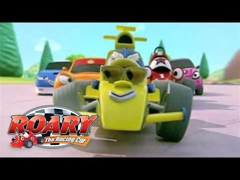 Roary The Racing Car - Racing!