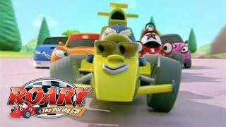 Roary the Racing Car - Racing!