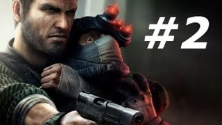 Splinter Cell Conviction Gameplay Walkthrough Part 2-Andriy Kobin