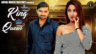 King & Queen | Lovekesh Sharma, Miss Ada | Arvind Jangid | Latest Haryanvi Songs Haryanavi 2019