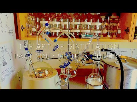 The Art Of Distillation: Setup & Theory
