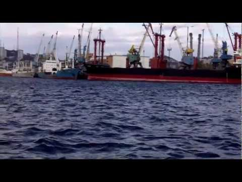 Port of Vladivostok, Russia