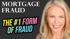The #1 Form Of Mortgage Fraud (2018)