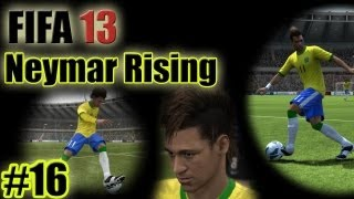 FIFA 13 Neymar Rising | Pro Career Mode Ep.16 - CATALAN ATTACK FORCE