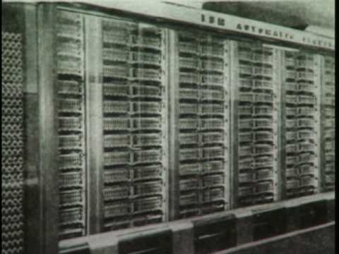 Computer Pioneers: Pioneer Computers Part 1