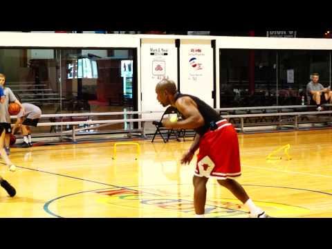 Air Kev Basketball Video