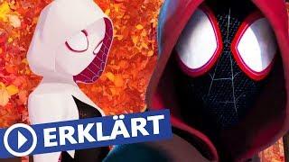 Spider-Man: Das Spider-Verse erklärt | Spider-Man: A New Universe