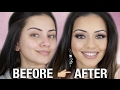 Get GLAM With Me  Party Makeup look
