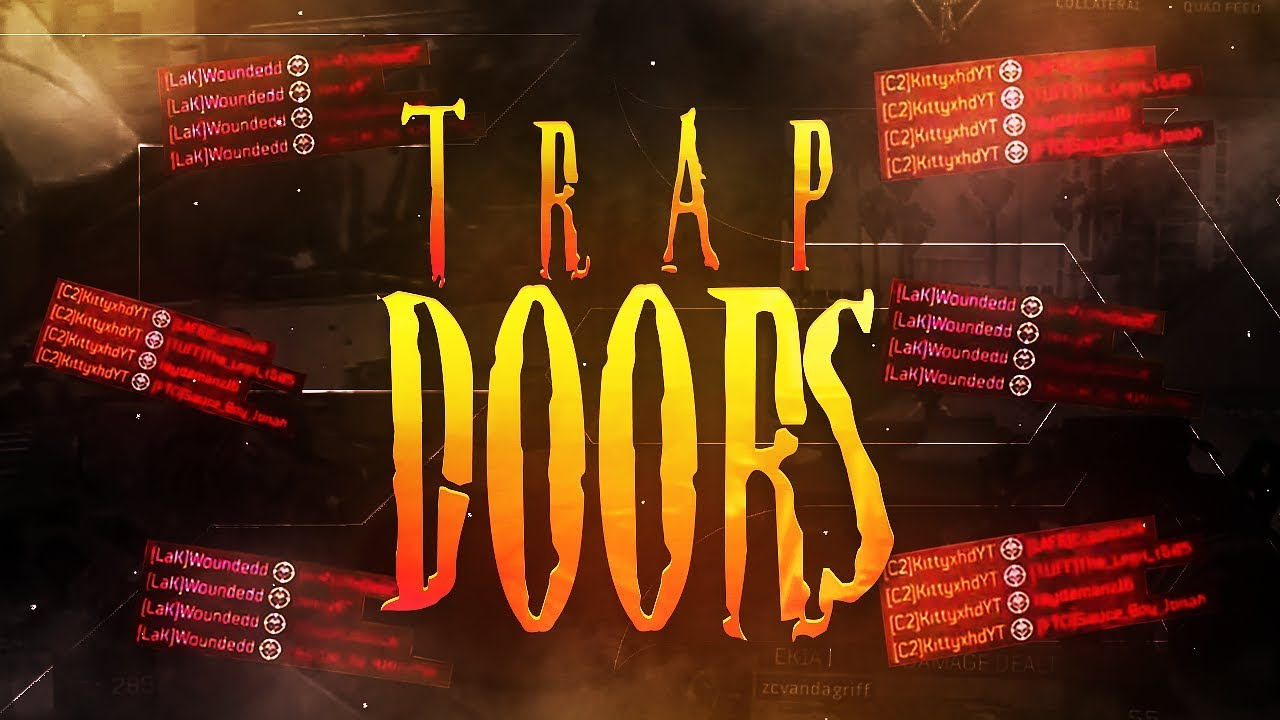 Valkyrie Wounded & FaZe Kitty - 'Trap Doors'