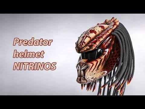 Predator King. Nitrinos Helmet.