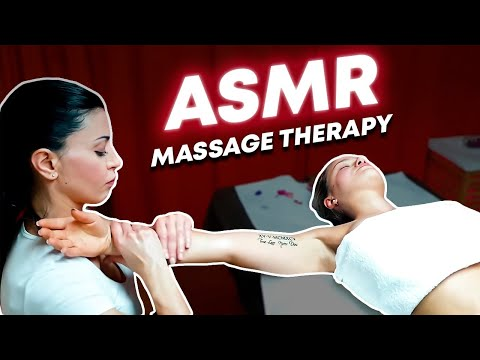 DEEP TISSUE FULL BODY MASSAGE | Head to toe treatment demonstration from YouTube · Duration:  35 minutes 6 seconds