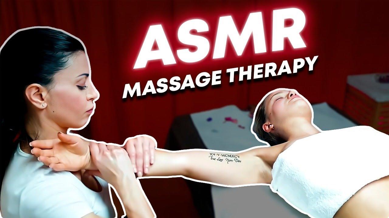 Asmr Massage Video