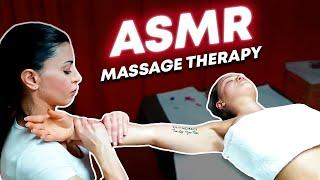 SLEEP with BARBARA'S ASMR MASSAGE THERAPY   FULL VIDEO   DEEP SOUND