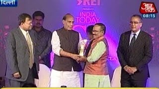 Gujarat Bags In First Position In Stage Of The State Award