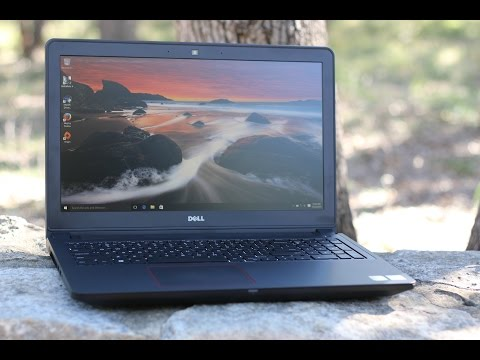 """Dell Inspiron 7559 Review The Best Budget 15"""" Gaming Laptop?"""