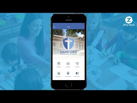 Hanford Christian School App