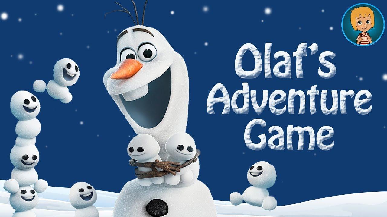 Disney Frozen Olaf the snowman adventures Gameplay 3