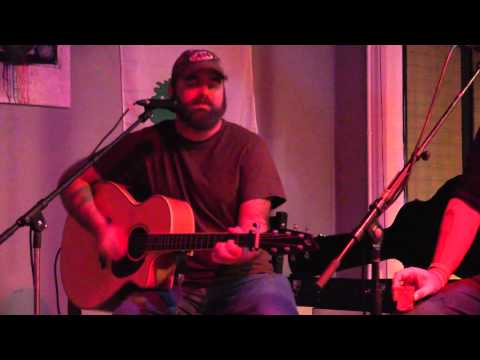 Brian Harrison and Michael Breedlove at Tupelo Songwriter Night