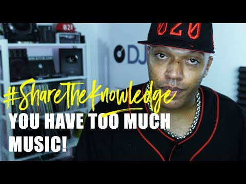 How to Organize Your Music Library | Share the Knowledge