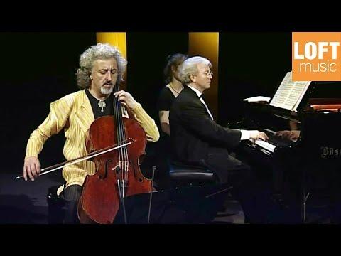 Mischa Maisky & Pavel Gililov: Brahms - Cello Sonata No. 1 in E-minor, Op.38