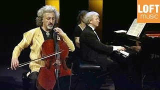 Mischa Maisky & Pavel Gililov: Brahms - Cello Sonata No. 1 in E-minor, Op.38