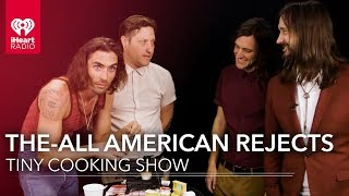 Cook a Mini Pancake with The All-American Rejects | Tiny Cooking Show