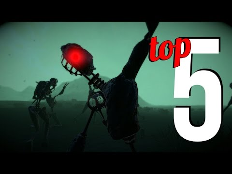 Top 5 Upcoming Indie Horror Games of 2015