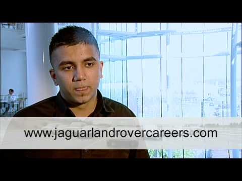 Applying for an Apprenticeship at Jaguar Land Rover