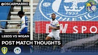 Wigan v Leeds | BIELSA AND THIS TEAM