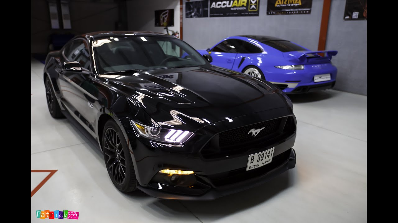 2015 ford mustang gt 5 0 v8 projekt die vorstellung. Black Bedroom Furniture Sets. Home Design Ideas