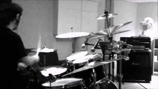 Watain - Four Thrones - drum cover by Hernan Soto Gonzalez
