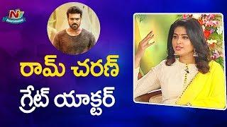 Actress Sneha Super Words About Ram Charan | Vinaya Vidheya Rama Movie | NTV Entertainment