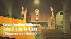 Travaux à l'église Saint Pierre-ès-Liens de Vigneux-sur-Seine (91)