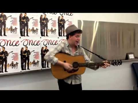 ONCE MUSICAL: Adam Wesley Brown - Music That Moves Me