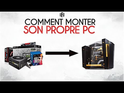 COMMENT MONTER SON PC GAMER 2017