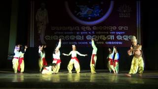 mu jagannath by trishakti nrutya niketan
