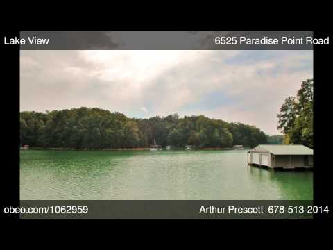 6525 Paradise Point Road Flowery Branch GA 30542 - Arthur Prescott