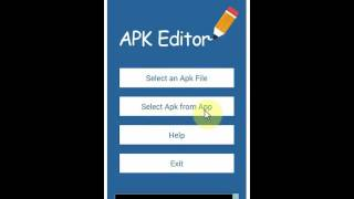 Apk Editor For Android HINDI/ URDU