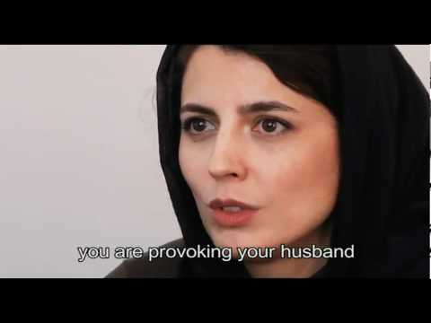 A Separation - Interview with Leila Hatami